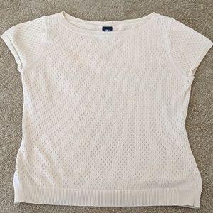 EUC Gap short sleeve sweater